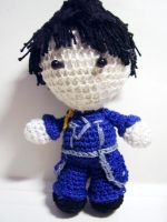 FMA: Roy Mustang by Nissie