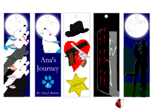 Bookmark Designs by liongirl2289