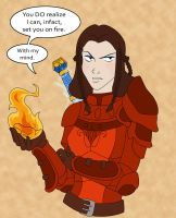 Don't Mess with the Mage by Tergiversatory-Proxy
