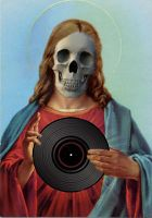 jesus vinyl by dispararte