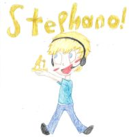 hello pewdie! by ginnypotter8D