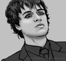 Billie Joe - sketchy like 8 by kelly42fox