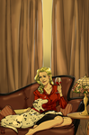 Commission DrDumaurier by Ciorane