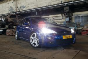 Oversize Ford Focus RS 01 by Pisci