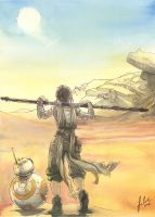 Rey Of Sunlight by Toradh