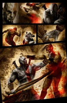 God of War 4 pag 19 by Sorrentino82