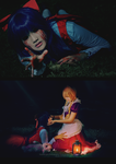 The Witch's house ( Majo no Le ) - Ellen and Viola by Murlovely