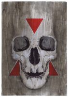 Red Triangle of Death by monkeydeathcult