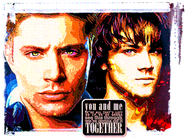 Supernatural - Together by chasesocal
