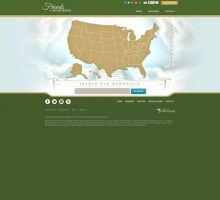Friends in Memoriam Website by HappyCatfishWeb