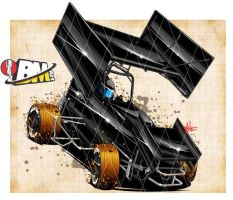 Micro Sprint 03182015 by Bmart333