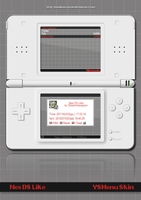 Nes DS Like YSMenu Skin by ShaolinAssassin