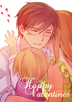 HappyValentines'13 by arielucia