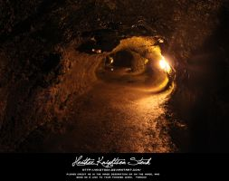 Hawaiian Lava Tube 2 by HKstock