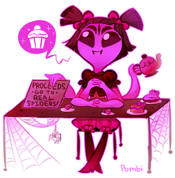 Muffet by ivymaid