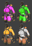 Paintable Femme Pyro for GMOD/SFM *Fixed* by donanman