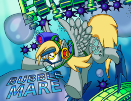 Bubble Mare by Cazra