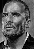 Dominic PURCELL by Sadness40