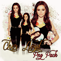 Pack png 190 Cher Lloyd by MichelyResources
