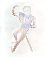 RotG -- Jack Frost by Zalein