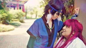 Akatsuki no Yona: Young Hak 7 by J-JoCosplay