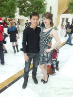 MAGfest 2013 - Dawen and I by LadyduLac