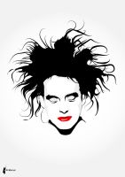 Robert Smith by artwarriors