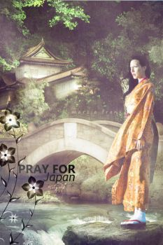 Pray For Japan by krylty