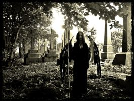 The Grim Reapers Messenger by Estruda