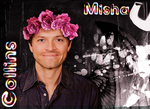 Happy Birthday, Misha! by FeatheryAsshat