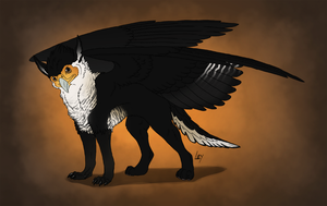 Design Trade - Griffin by Mikaley