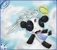 Panda Angel by hikari-paanda953