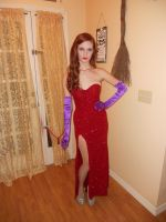 Jessica Rabbit by SugarplumFruitBerry