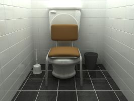 WC 3D by DaniNeves