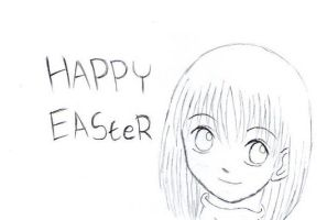 Happy Easter by Airesh