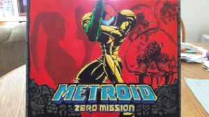 Metroid Zero Mission Final by webbcomics