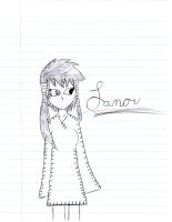 Lanor Sketch-Doodle thing by AmiInu