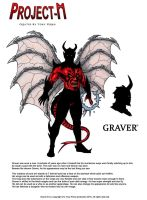 Graver Concept Sheet by tonyperna