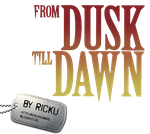 From Dusk Till Dawn Logo - Rendered by Rickulein