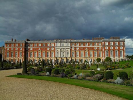 Hampton Court by AdoniMiah