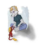 Gift for Liata by Minas-the-Inkwolf