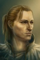 Anders portrait by Ilnere