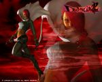 Lucia wallpaper - Devil May Cry 2 by DanteDevilKnight