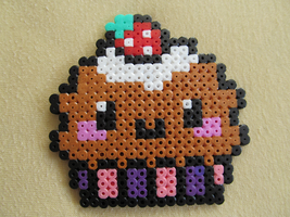 Cupcake Bead Sprite by Hermine456