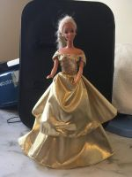 Belle ball gown for Barbie doll by PeterSFay