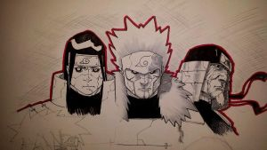 Hokage pic by TheAdrianNelson