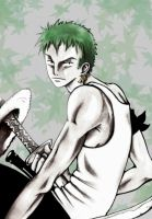 Zoro by zippi44