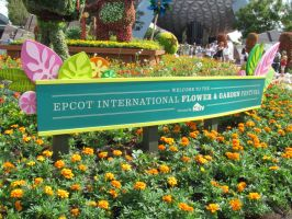 Epcot 52 by Nightmare247Stock