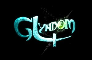 Glyndom Game Fantasy Logo by lKaos