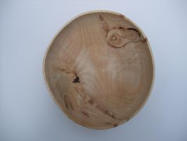 Beech Bowl BB08d by 22spoons